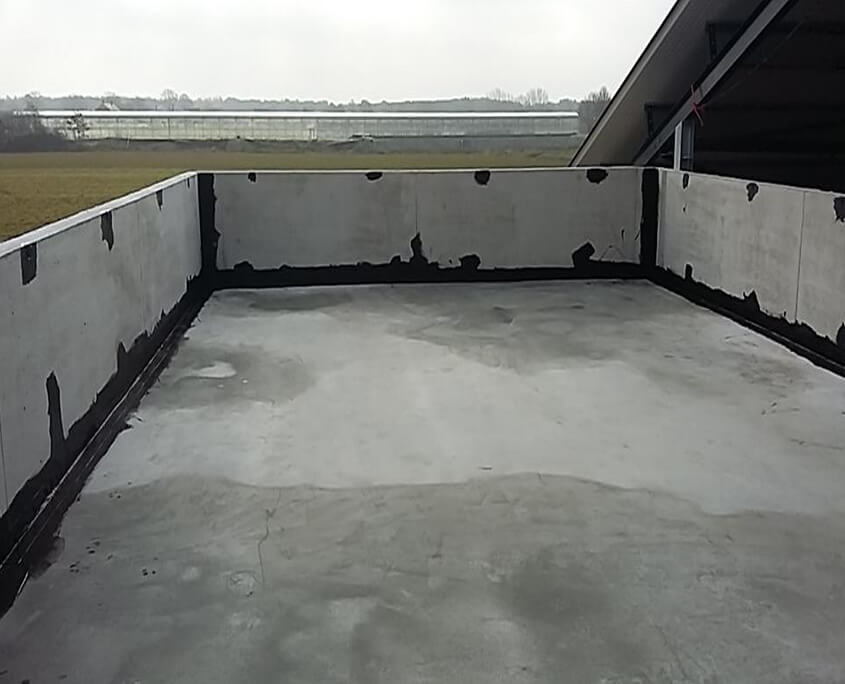 Flexibele afdichting beton vloeibaar rubber coatings vloeibare coating - Waterdicht wax beton ...