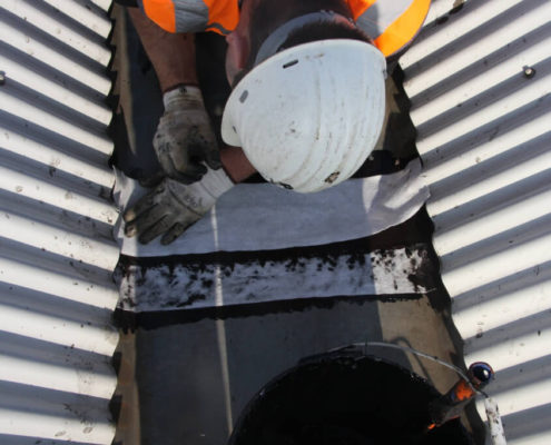 Kilgoot waterdicht vloeibaar rubber