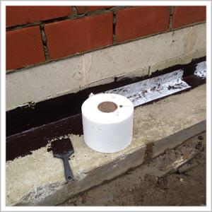 vloeibaar rubber reparatie