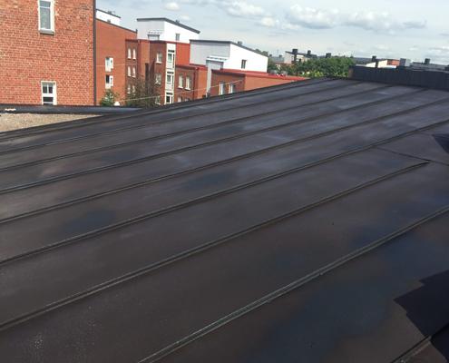vloeibaar rubber als dakbedekking
