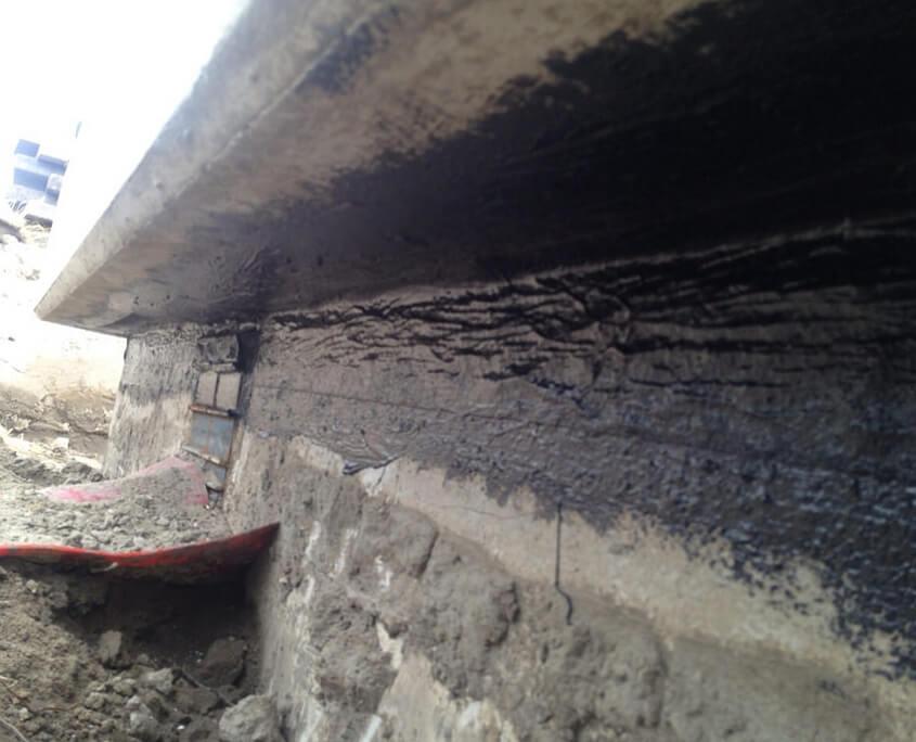 Waterdicht aansluitingen vloeibaar rubber coatings vloeibare coating - Waterdicht wax beton ...