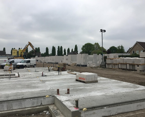 Energieneutraal bouwen werkplaats