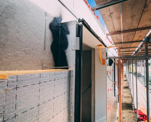 Luchtdicht bouwen casco raamkozijn
