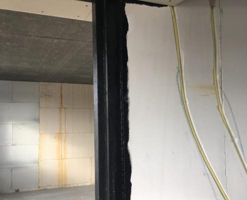 Luchtdicht bouwen deurkozijn