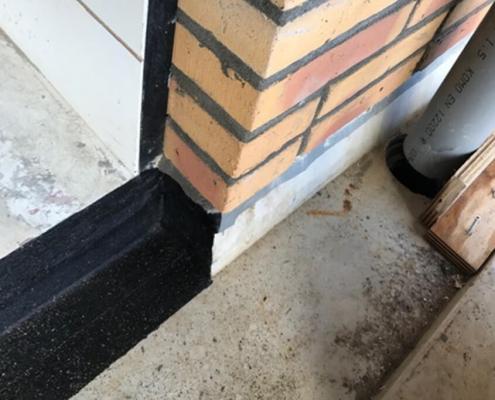 aansluiting balkonvloer hbs200