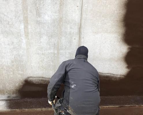 betonafdichting liquid rubber