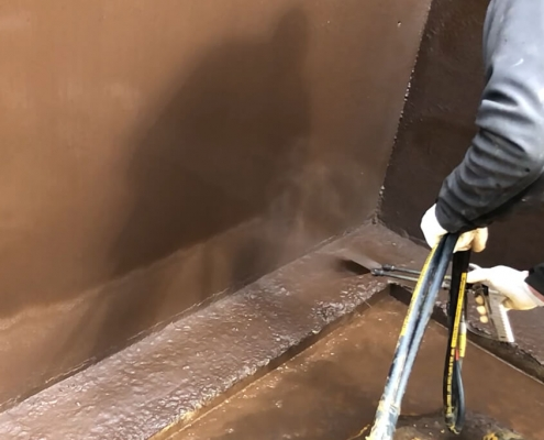 liquid rubber spuiten