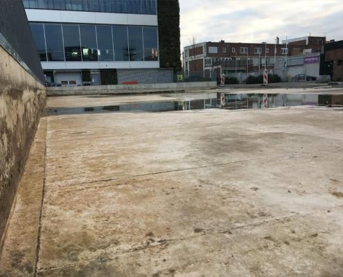betondek afdichting