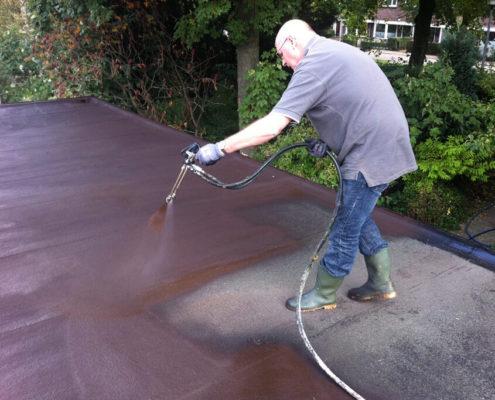 coating dakbedekking