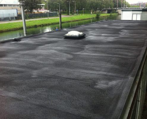 vloeibaar rubber dakbedekking