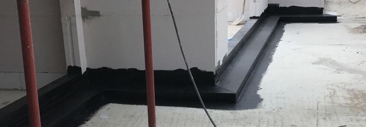 Solving leakage basement