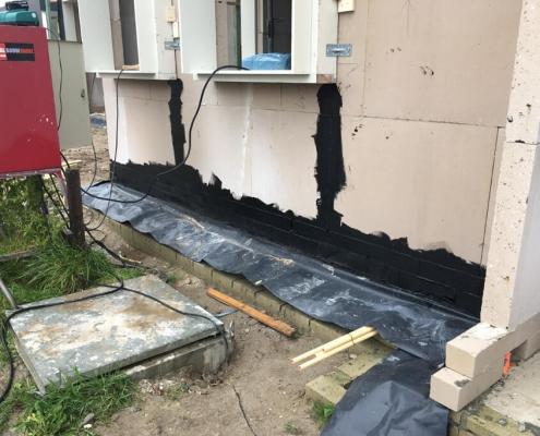 Airtight construction tape