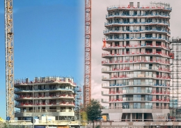 Airtight construction old vs new highrise
