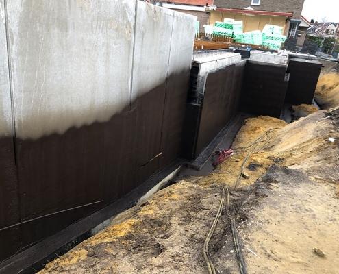 concrete elements waterproof