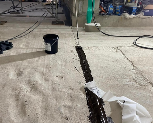 dilation waterproof