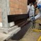 foundation spray coating