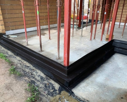 foundation waterproof