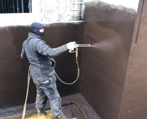 liquid coating waterproof