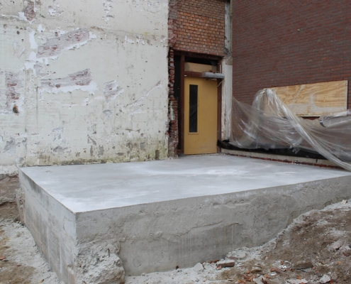 waterproofing concrete basement